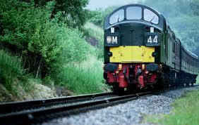 essay on robbery in a running train