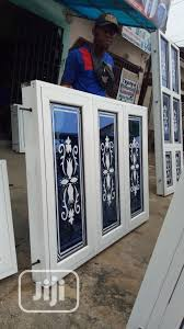 Maybe you would like to learn more about one of these? 3in1 Casement Windows With Flower Glass Design In Port Harcourt Windows Samuel Oladayo Jiji Ng