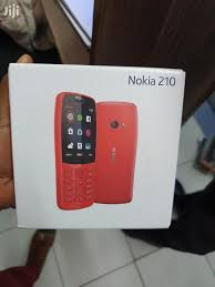 New Nokia Asha 210 Black in Nairobi ...
