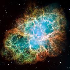 star the crab nebula remnants of a supernova that was first observed around 1050 ad