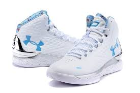 under armour basketball shoes stephen curry white. best men\u0027s under armour ua stephen curry one championship mid basketball shoes white/grey/blue outlet sale white