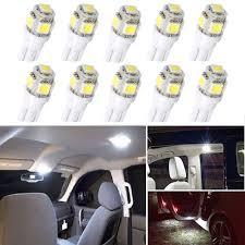 Ep3 Interior Light Ciihon Led Lights Bulbs White Car Interior Light Canbus Dome Trunk Reading Lights For Honda Accord Fit Civic Cr V Ridgeline