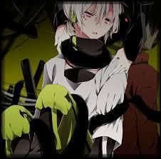 anime 899478 anime boy white hair and