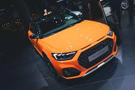 New Audi A1 Citycarver Rugged Hatch Priced From 22 040