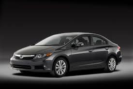 Measuring Session: 2012 Honda Civic Sedan and Coupe | SEMA