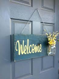 custom bedroom door signs personalized bedroom personalized wooden signs front door signs for business make your