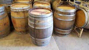 oak wine barrels. used wine barrel solid oak from napa valley free shipping lowest price on ebay barrels