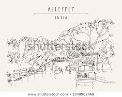 Traveling To Kerala Illustration Download Free Vector Art Stock