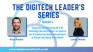 The DigiTech Leader's Series with Linda Wade of Spinview.