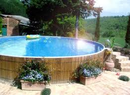 Backyard Pool Designs Landscaping Pools Beauteous How To Decorate Around An Above Ground Swimming Pool Pools Above