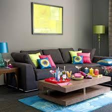 bright coloured furniture. 23 cozy living room interior design ideas with decoration in bright colors coloured furniture