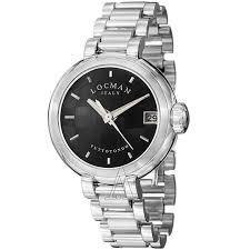 locman 350bbk watches locman men s glamour tuttotondo watch