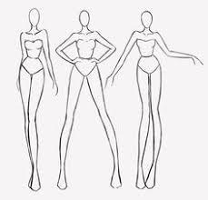 Fashion Drawing Templates Ataumberglauf Verbandcom