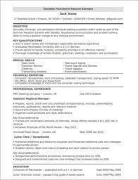 Functional Resume Template For Mac Resume Resume Examples