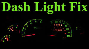 1997 F150 Dash Light Bulbs How To Replace Dashboard Lights In Depth