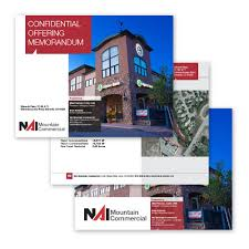 Listing Property For Rent Commercial Real Estate Offering Memorandums Ml Jordan