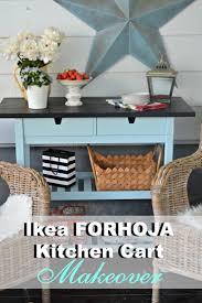 forhoja kitchen cart coffee