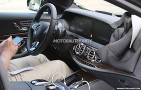 new mercedes benz 2018. delighful mercedes 2018 mercedesbenz sclass facelift spy shots  image via s baldauf to new mercedes benz m