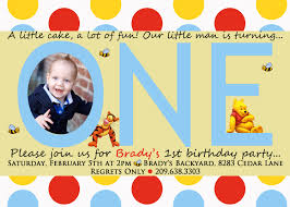 baby birthday party invitations dolanpedia template winnie the pooh templates boy first card special greetings pearl the terrific best of the best baby boy