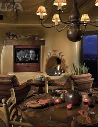 Southwest Fireplace Design Ideas Organic Pueblo Adobe Fireplace Southwest Fireplace Hobbit