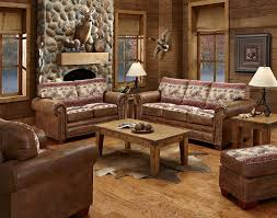 cabin style furniture. Exellent Cabin Amazoncom American Furniture Classics Deer Valley Love Seat Kitchen U0026  Dining Throughout Cabin Style I