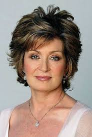 short haircuts for women over 50 12