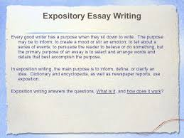 expository essay introduction expository essay samples example expository essays essay writing expository essay character analysis ppt expository essay