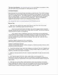 Executive Assistant Resume Examples Best Executive Secretary Resume