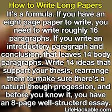 best writing papers ideas essay writing skills college life hack how to write papers
