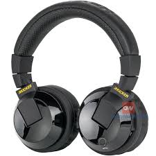 pioneer bluetooth headphones. kicker tabor wireless bluetooth headphones - side pioneer