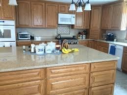 modular granite countertops open kitchen quartz counters oak cabinetarble tops decoration s with ideas