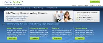 Careerperfect Com Review Top Rated Resume Writing Services