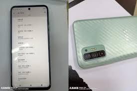 Czy to HTC Desire 21 Pro 5G? Do sieci ...