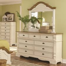 Mirrored Bedroom Dresser Coaster Oleta Dresser And Mirror Set Northeast Factory Direct