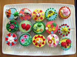 Cupcake Decorating Ideas Also Easy Yummy Cupcakes Also Very Easy