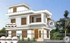 indian house designs and floor plans free 2 story 1820 sqft home