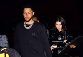 Kendall Jenner Was With Ben Simmons in ...