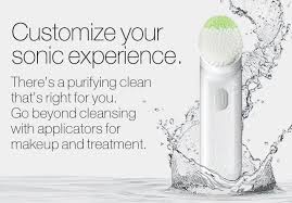 <b>Sonic Face Cleansing</b> Brush | <b>Sonic</b> System | <b>Clinique</b>