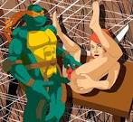 Порно черепашки ниндзя от nickelodeon