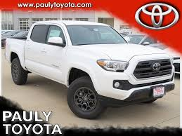 New 2018 Toyota Tacoma SR5 4D Double Cab in Crystal Lake #28930 ...
