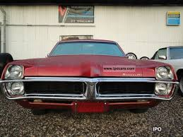 pontiac 2 door coupe full size bonneville 1967 vine clic and old cars photo