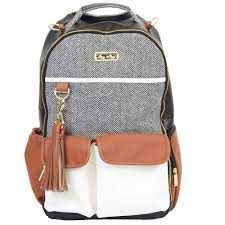 Itzy Ritzy Diaper Bag Backpack - ZukaBaby