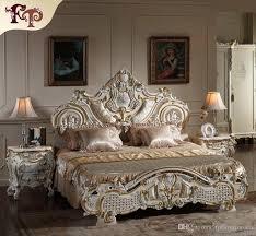 buy italian furniture online. French Rococo Classic European Furniture - Solid Wood Baroque Leaf Gilding Bed Luxury Italian Buy Online C