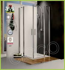 cicco new fashion tempered glass shower door plastic seal strip
