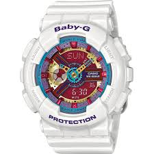 <b>BA</b>-<b>112</b>-7AER | BABY-G | <b>Часы</b> | Продукция | <b>CASIO</b>