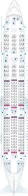seat map for qatar airways boeing b777 200lr 259pax