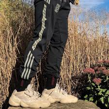 Calabasas Track Pants Size Chart 2019 Season 6 Calabasas Track Pants Sweatpants Kanye West Men Women Fashion Casual Pants Sports Bound Feet Pants Hfttkz023 From Hanfei001 53 65