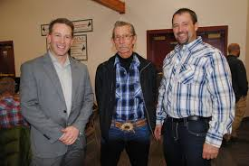 Don Schooley recognized - Pinedale Online News, Wyoming
