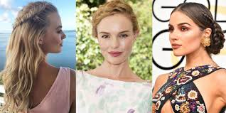 celebrities with braided hairstyles plaits for hair inspiration