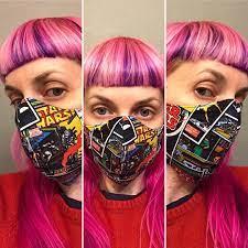 Star wars masks ...